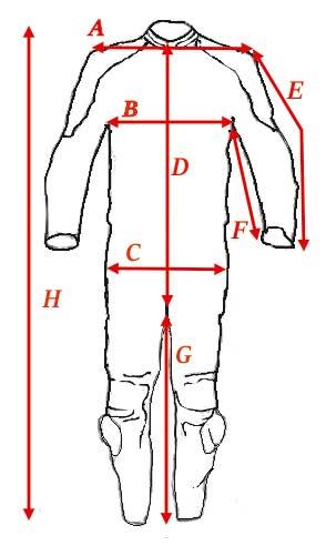 Мотокомбинезон ALPINESTARS (48)