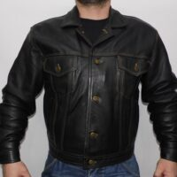Мотокуртка REAL LEATHER (L)